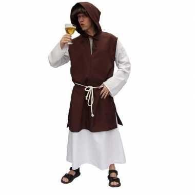 Abdij verkleedkledings Pater Trappisten tip