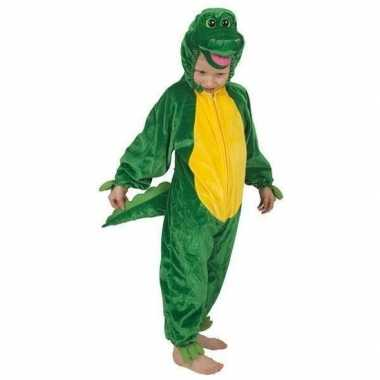 Aligator verkleedkleding kind tip