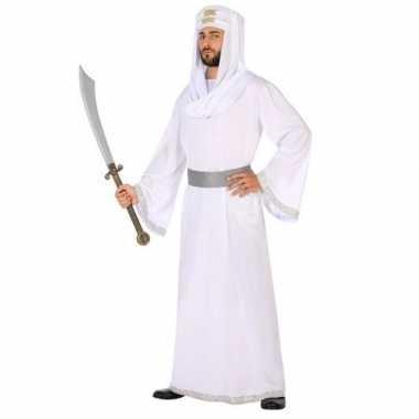 Arabische strijder hassan verkleed verkleedkleding/gewaad heren tip