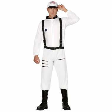 Astronauten/ruimtevaarders verkleed verkleedkleding/verkleedkleding heren tip