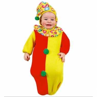 Baby clowns verkleedkledingje tip