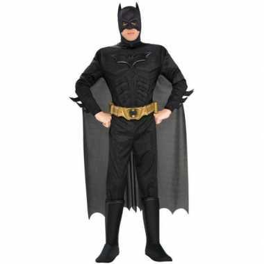 Batman verkleedkleding heren tip