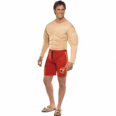 Baywatch verkleedkledings/verkleedkledingken heren tip
