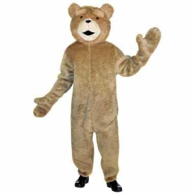Beer verkleedkleding Ted tip