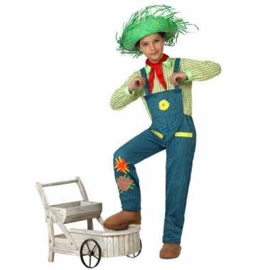 Boeren jongen verkleedkleding kind tip