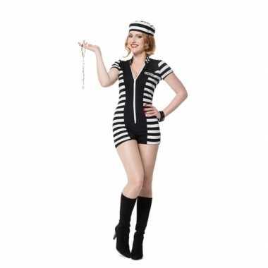 Boeven verkleedkleding dames tip