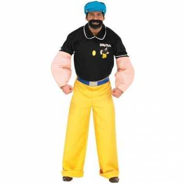 Brutus verkleedkleding uit Popeye tip