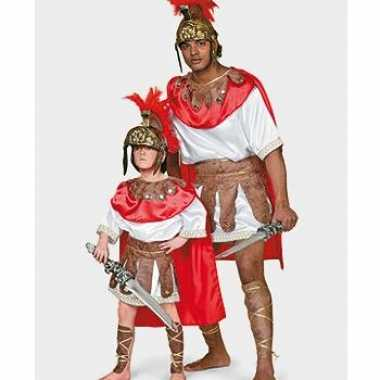 Carnaval gladiator verkleedkleding kind tip