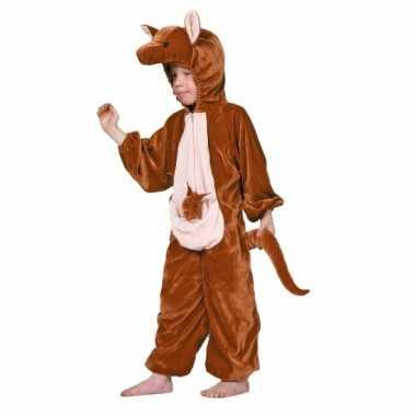Carnaval kangoeroe verkleedkleding kind tip