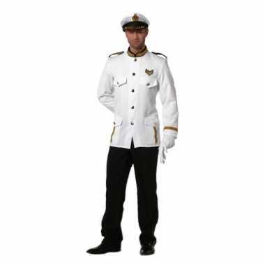 Carnaval Kapitein verkleedkleding heren tip