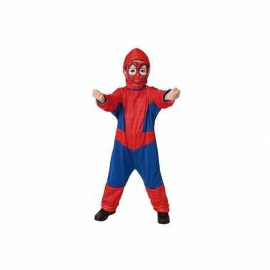 Carnaval spinnen held verkleedkleding kind tip