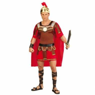 Carnavalsverkleedkleding gladiator heren tip