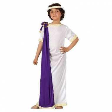 Carnavalsverkleedkleding Grieks kind tip
