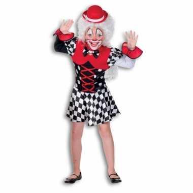 Clownsverkleedkleding meiden tip