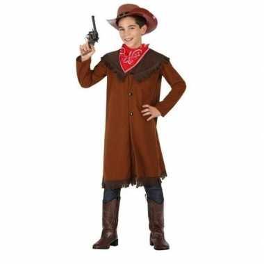 Cowboy john verkleed verkleedkleding jongens tip