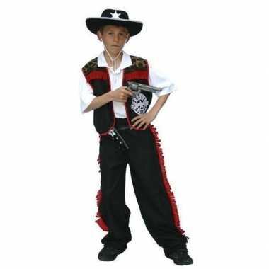 Cowboy verkleed verkleedkleding jongens tip
