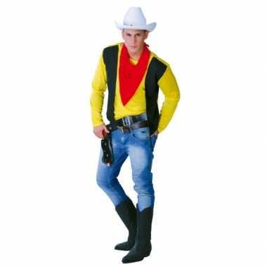 Cowboy verkleedkleding mannen tip