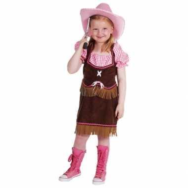 Cowgirl verkleedkleding meisjes tip