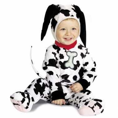 Dalmatiers verkleedkleding baby's tip