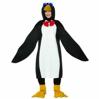 Dierenverkleedkleding pinguin verkleedkleding volwassenen tip