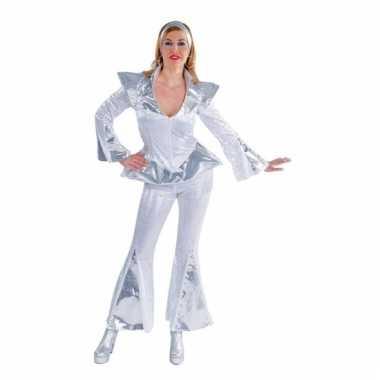 Disco verkleedkleding dames tip
