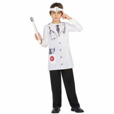 Dokters verkleedkleding kind tip
