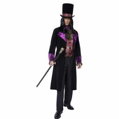 Dracula verkleedkleding heren tip