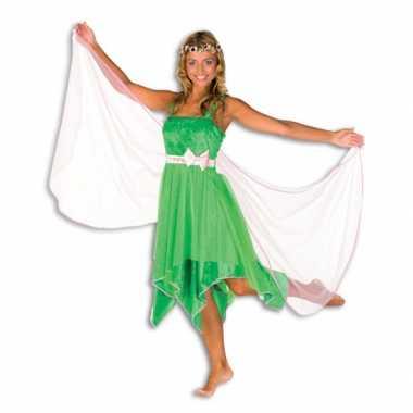 Elfen verkleedkleding dames tip