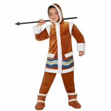 Eskimo verkleedkleding inderen tip