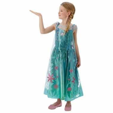 Frozen Elsa kinderverkleedkleding tip