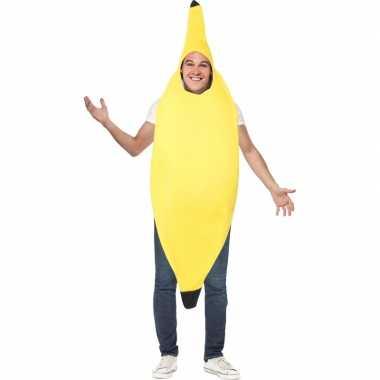 Fruit verkleedkledings banaan tip