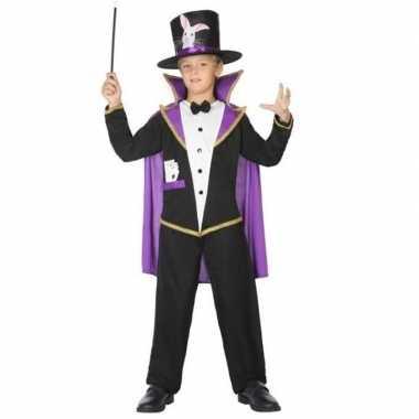 Goochelaar verkleed verkleedkleding/verkleedkleding kind tip