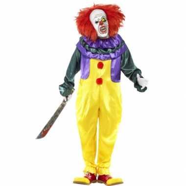 Halloween clownsverkleedkledingken tip