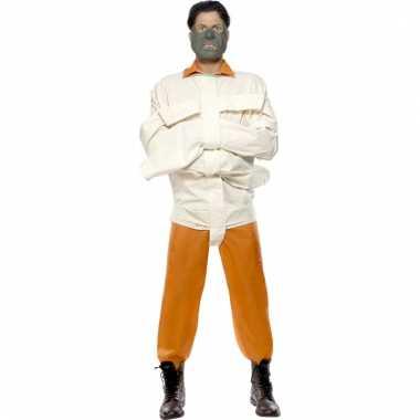 Hannibal Lecter verkleedkleding tip