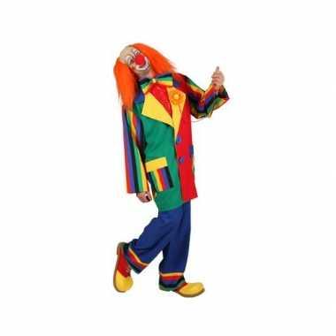 Heren clowns verkleedkleding tip