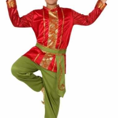Hindoestaanse verkleedkleding jongen tip