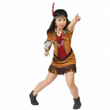 Indianen verkleedkleding eagle meiden tip