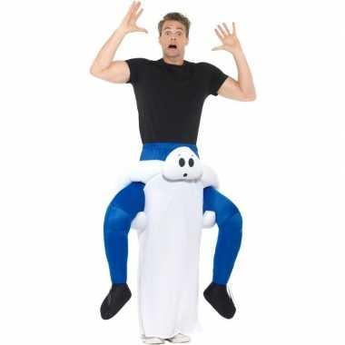 Instapverkleedkleding spook volwassenen tip