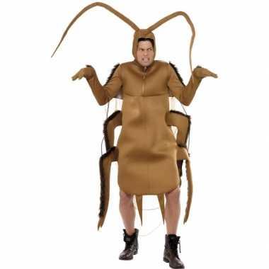 Kakkerlak carnavalsverkleedkleding tip