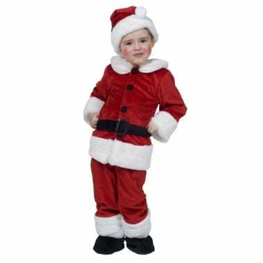 Kerstman verkleedkleding peuters tip