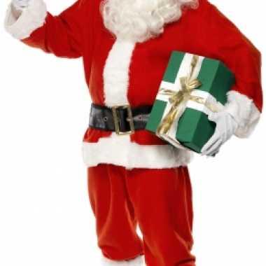 Kerstmannen verkleedkleding mannen tip