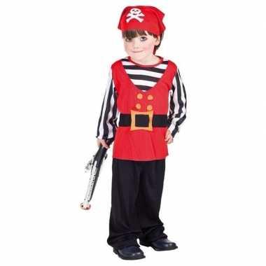 Kinder piraten verkleedkleding tip