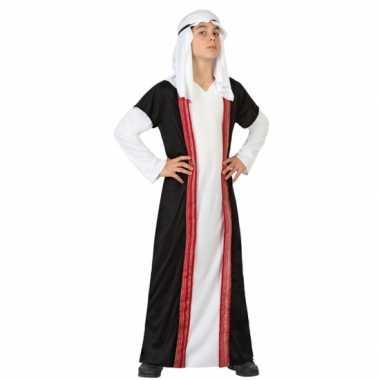 Kinder verkleedkleding Arabische sjeik tip