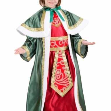 Kinder verkleedkleding Drie Wijzen tip