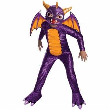Kinder verkleedkleding Spyro tip