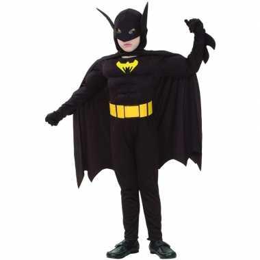 Kinder verkleedkleding Vleermuisheld tip