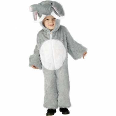 Kinder verkleedkledings olifant tip