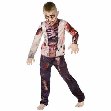 Kinder zombie verkleedkleding tip