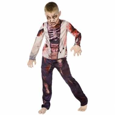 Halloween Verkleedkleding Kind.Kinder Zombie Verkleedkleding Tip