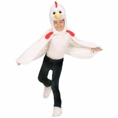 Kip dierenverkleedkleding peuters tip